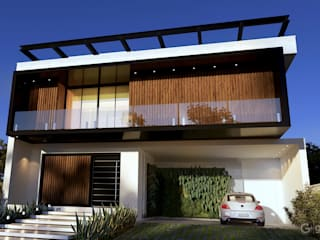 Casa Contemporânea by Gelker Ribeiro Arquitetura | Arquiteto Rio de Janeiro Modern