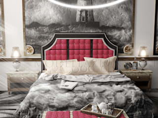 Modern style bedroom by Alessandro Chessa Modern