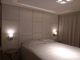 Moderne Schlafzimmer von Paula De Zorzi | Design + Interiores Modern