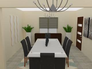 Decoracion Cocina-Comedor Comedores modernos de D8 Diseño de Interiores Moderno