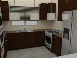 Decoracion Cocina-Comedor Cocinas modernas de D8 Diseño de Interiores Moderno