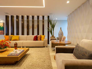 Living room by Skaine Photo