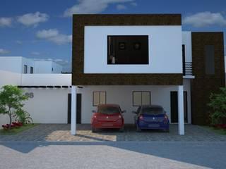 ARRAYANES:  de estilo  por CuatroD Tu Casa Otra dimension