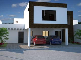 ARRAYANES de CuatroD Tu Casa Otra dimension Moderno