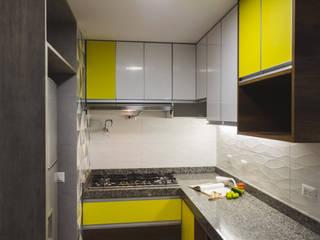 COCINA_W Cocinas modernas: Ideas, imágenes y decoración de WeisCoello Arquitectos Moderno