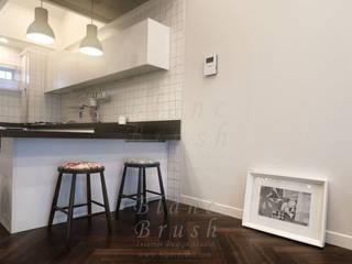 Modern style kitchen by 블랑브러쉬 Modern