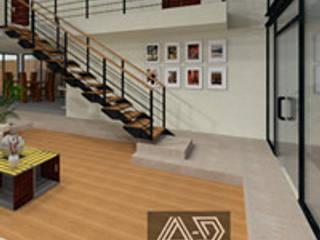 vivienda A&D:  de estilo  por ARQUITECTURA & DISEÑO