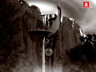 Proyecto Maloka Travel - Año 2009 de EHG arquitectura y construcción