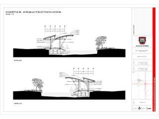 Muelles La Cocha - Año 2010 de EHG arquitectura y construcción