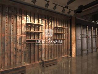 Muiz Tasarım – Mağaza Dekorasyonu:  tarz Dükkânlar