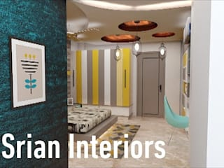 BEDROOM DESIGNS by SRIAN INTERIORS Modern