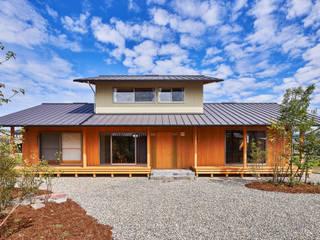 苅安賀の家 の 梶浦博昭環境建築設計事務所