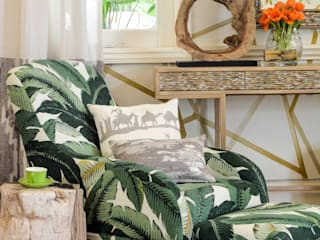 de style tropical par Design Intervention, Tropical