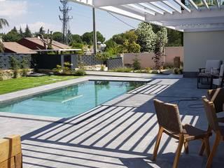 MODULAR HOME Garden Pool Concrete
