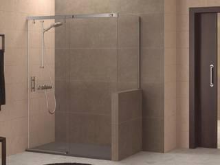 Baños con necesidades especiales: Baños de estilo  de Banium-Reformas del Hogar en Madrid, Moderno