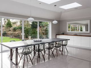 John Ladbury kitchen in Hertfordshire John Ladbury and Company Dapur built in
