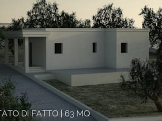 hiện đại  theo architetto stefano ghiretti, Hiện đại