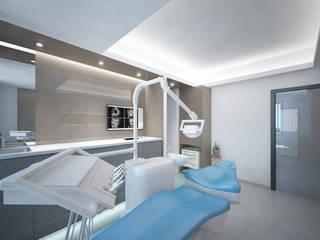 Projekty,  Szpitale zaprojektowane przez Meteor Mimarlık & Tasarım