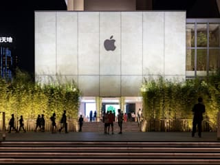 APPLE STORE MACAU:  Commercial Spaces by T. Hernani
