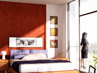 Vivienda Condominio LOS ANDES - Año 2011 de EHG arquitectura y construcción