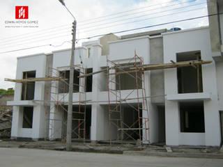 Casas Gemelas LOS ANDES - Año 2011 de EHG arquitectura y construcción
