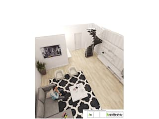Diseño y Decoración de Espacios Modernos y vanguardistas : Salas de estilo  por SaArquitectos,