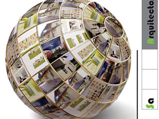Hacemos realidad un mundo de sueños: Casas multifamiliares de estilo  por SaArquitectos,