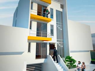 Edificio Remansos del Norte - Año 2012 de EHG arquitectura y construcción