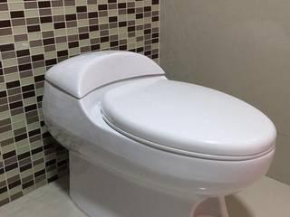 Bathroom by End International, Modern
