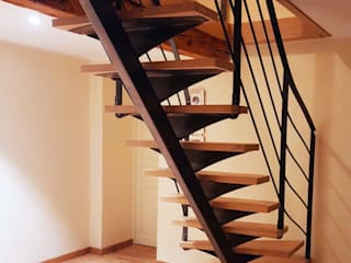 Empreinte Constructions bois 階段