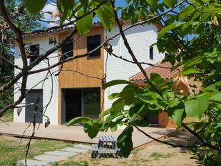 Empreinte Constructions bois Деревянные дома