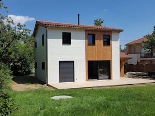 Empreinte Constructions bois Detached home