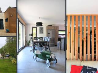 Empreinte Constructions bois 木造住宅