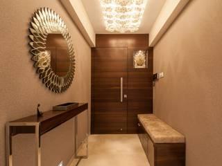 2502 Angelica Modern corridor, hallway & stairs by co_LAB Design Studio Modern
