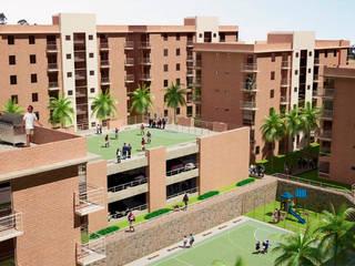 Miembro del equipo de diseño y ejecución Balcones de La Pradera - años 2010 a 2013 de EHG arquitectura y construcción