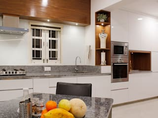 :  Built-in kitchens by Input-A