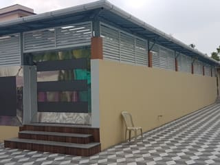 LH School Modern schools by Aqua Ventures Modern