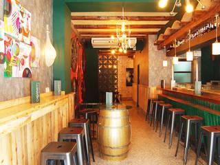 Moderne gastronomie van FrAncisco SilvÁn - Arquitectura de Interior Modern
