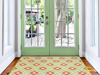 Tappeti Indoor/Outdoor: colori e fantasie Vitaminic Webtappeti Ingresso, Corridoio & ScaleAccessori & Decorazioni Sintetico Verde