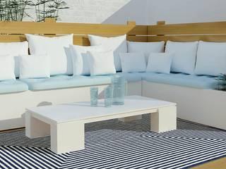 Tappeti Indoor/Outdoor: colori e fantasie Vitaminic Webtappeti GiardinoAccessori & Decorazioni Sintetico Blu