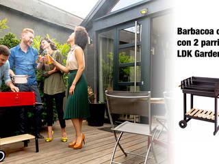 ferrOkey - Cadena online de Ferretería y Bricolaje Garden Fire pits & barbecues Kayu Black