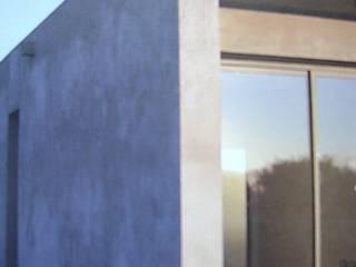 Casas pequeñas de estilo  de Fabiana Ordoqui  Arquitectura y Diseño.   Rosario | Funes |Roldán, Minimalista