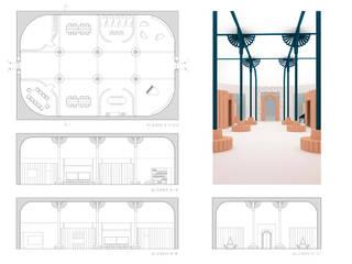 Offices & stores by CARMITA DESIGN diseño de interiores en Madrid,