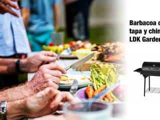 ferrOkey - Cadena online de Ferretería y Bricolaje Garden Fire pits & barbecues Besi/Baja Black