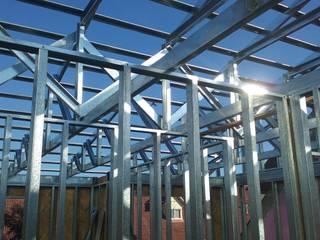 Construcción 2° piso en Metalcon de ECONproyectos