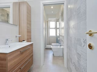 Modern bathroom by NOS Design Modern