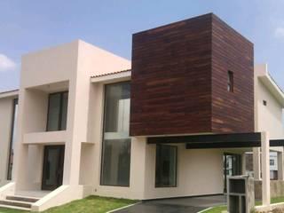 Rincón de los encinos Casas modernas de Miguel Arce Moderno