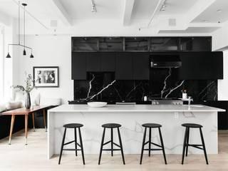 Cozinhas modernas por Nuno Pegado - Homify Moderno