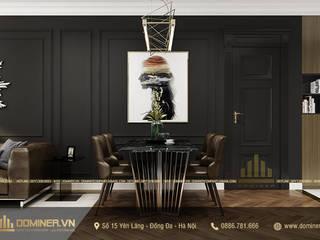 Thiết kế nội thất chung cư Hinode City - Chị Lam bởi Thiết kế - Nội thất - Dominer