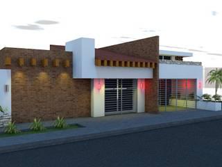 Remodelación | Casa N&E de Arquitectura & Diseño Tropical